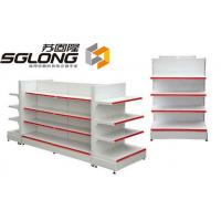 Buy cheap Supermarket Storage Racks Store Display Equipment 80KG - 150KG Capability from Wholesalers