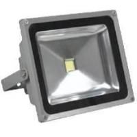 China Healthy No UV Extruded Aluminium AC100 - 240V Warm White Dimmable LED Flood Lights on sale