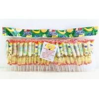 Buy cheap 3g Compressed Candy , Multi Fruit Flavor Small Brochette Candy product