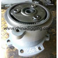 Buy cheap Yuchai YC60-8 excavator reducer assy swing reducer gearbox slew from Wholesalers