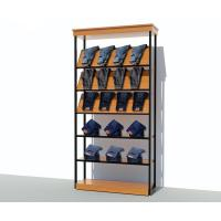 Buy cheap 5 Layers Wood Retail Clothing Display Racks For Trousers OEM / ODM Available product