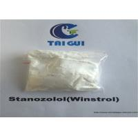 China Stanozolol Winstrol Oral Anabolic Raw Steroid Powders British Dragon CAS 10418-03-8 on sale