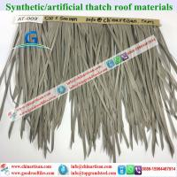 At 009 Tropical Island Style Synthetic Thatch Roof Tiles