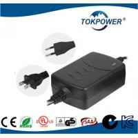 Buy cheap Desktop Power Adapter 12 Volt Single Output Switching Power Supply 2 Amp 24 Watt product