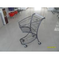 Buy cheap Free Duty Shop 40L Supermarket Shopping Trolley , Airport Shopping Cart product