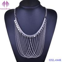 Buy cheap Women fashion Vintage Maxi Colar Collier Statement Chain Multi Layer Necklace Gold Women Accessories product