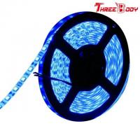 Buy cheap 12V SMD RGB Led Strip Lights For Furniture 5M Cool Blue Flexible Energy Saving product