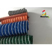 Buy cheap 200mm Ventilation Fire Resistant Flexible Ducting High Temp Light Weight from Wholesalers