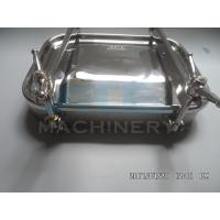 Buy cheap Stainless Steel Sanitary Square Manhole Man Hole Manway (ACE-RK-22D) product