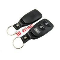 China 3 Button Remote Key 433MHZ for Hyundai on sale
