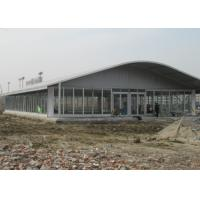 Buy cheap Giant Garden Party Clear Span Tents Lining Decoration For Ceremony / Banquet product