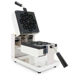 Buy cheap Anti Corrosion Food Industry Machines Rotary Mini Waffle Maker Machine product
