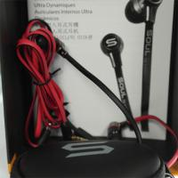 Buy cheap Promotion+wholesale+Free shipping soul SL49 black/red/green earphone great sound quality for I phone,I pad product