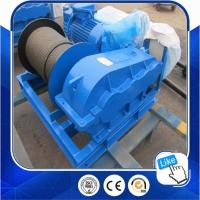 Buy cheap 5 Ton Winch Cable Pulling Winch Machine product
