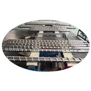 Buy cheap 38CrMoAlA Plastic Injection Screw Ra 0.4 16-210 Mm Screw Diameter product