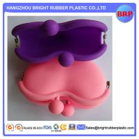 Buy cheap Different Colors Silicone Molded Parts For Daily Life Gift  Wallet product