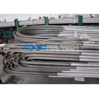 China 14 BWG Boiler Tube Stainless Steel Heat Exchangers For Water Heater Industry on sale