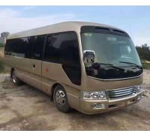 Buy cheap 2011 Year 26 Seats Toyota Used Coaster Bus LHD / RHDJapan Origin Good Condition product