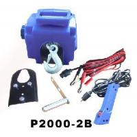 Buy cheap Yacht/Boat Electric Winch P2000-2b CE Approved product