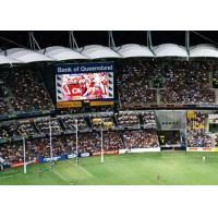 Buy cheap Sport Stadium Led Perimeter Advertising Display , Crash Prevention P16 product
