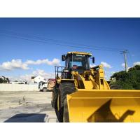 Buy cheap 966H Used Caterpillar Wheel Loader C11 engine 23T weight with Original paint product