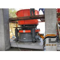 Buy cheap Single Cylinder Hydraulic Stone Crusher Cone Type For Concave / Mantle product