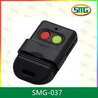 China 2 Buttons Plastic Case 433mhz Power Gate Remote Control on sale