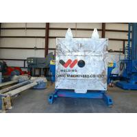 Buy cheap Blue Self-Adjustable Pipe Welding Positioners Vessel Loading T-slots For Clamping product