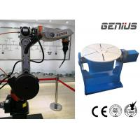 Buy cheap Advanced MIG Welding Manipulator in Vietnam Alternating Current Self Adjusting product
