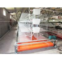 Buy cheap Convenient PVC Manure Conveyor Belt For Chicken House Aging Resistant product