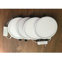 Buy cheap 18w 4000k Slim Led Ceiling Light , Eco Friendly Round Led Light Panel SAA product