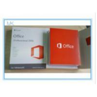 Buy cheap Office Operating System Microsoft Office 2016 Product Pro Retail Package In Stock product