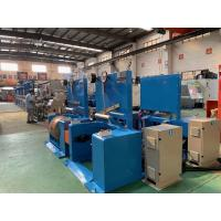 Buy cheap Flexible Cable Wire Manufacturing Machines / Sheathed Cable Extrusion Line product