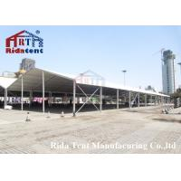 Racing Event Waterproof Event Tent With High Hardness Aluminum Material