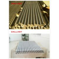 Buy cheap Quenched Tempered Hydraulic Cylinder Rod , Hard Chrome Plated Steel Bars product