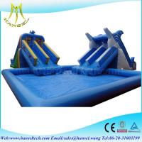 Buy cheap Hansel Perfect customized inflatable water park games inflatable water games product