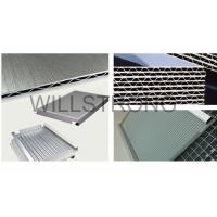 Buy cheap Strong Rigidity Rot Proof Corrugated Aluminium Sandwich Panel Width 1000mm product