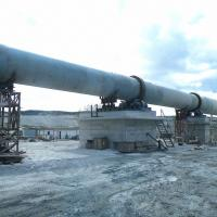 China High Efficiency Cement Manufacturing Plant 180-3000 T/D Customizable on sale