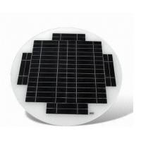 Buy cheap Outside Glass Solar Mini Panel 3.6V Batteries Withstands Snow Load Without Frame product