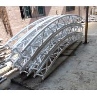 Buy cheap Heavy Duty Aluminum Roof Truss System WIth PVC Material Roof Tent , Aluminum Roof Truss from Wholesalers