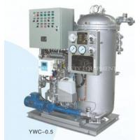 Buy cheap YWC oily water separators with CCS/EC certificate product