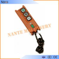 Quality Light Switch Industrial Remote Controls / Double Step Pushbuttons for sale