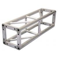 Buy cheap Durable Aluminum Box Truss  For Event , Silver Square Trade Show Display Truss from Wholesalers