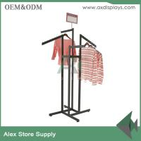 China Shop display racks and stands clothes rack showcase display cabinet metal decoration on sale
