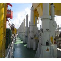 Buy cheap Industrial Electric Hydraulic Lift Cylinder For Shipping Machinery , Dredge product
