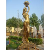 Buy cheap 2015 hot selling products bronze figure sculpture for lady product