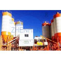 Buy cheap HZS180 Belt Type Concrete Mixing Station, PLC control Concrete Batching Equipment product