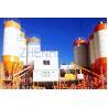 Buy cheap HZS180 Belt Type Concrete Mixing Station, PLC control Concrete Batching from wholesalers