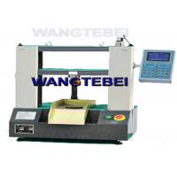 Machanical Uniaxial Testing Machine Of Steel Crosshead Limit Moving Space Protection