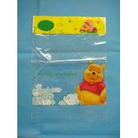 Buy cheap Laminated BOPP Header Bags Screen Printing and Moisture Proof product